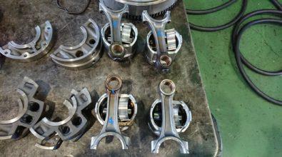 クボタディーゼルエンジンの整備事例 その2