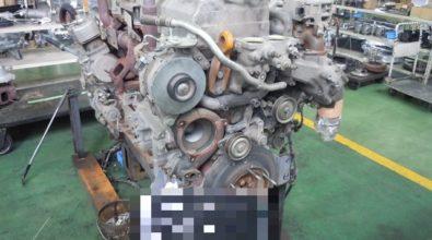 日野ディーゼルエンジン 定期整備
