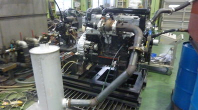 三菱ふそうディーゼルエンジン整備 その2