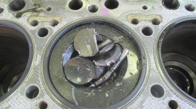 カミンズQSL9 Tier4i エンジンオーバーホール事例