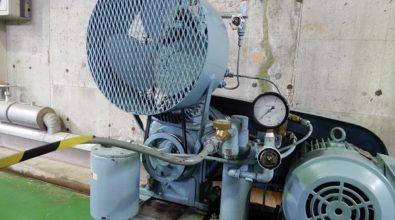 始動用空気圧縮機の不具合 エアーが溜まらない!