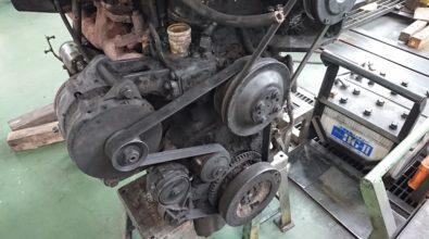CUMMINS エンジン整備