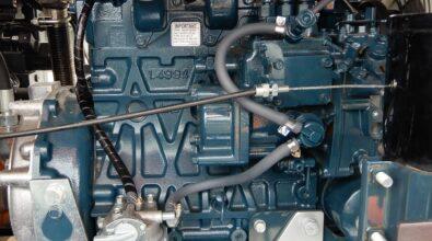 可搬ウィンチ原動機(D1503) 始動不良修繕 その2