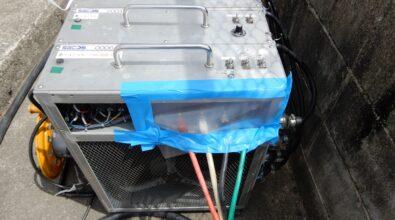 非常用発電機(PG45NMX)修繕・擬似負荷運転 その2
