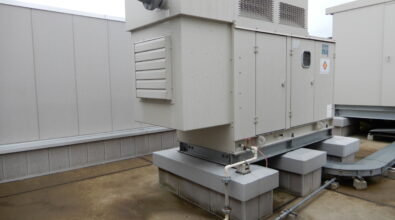 非常用発電機(PG78QY)冷却水漏れ修繕 その2