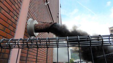 非常用発電機(S6B3-PTA) 煙突詰まり その2